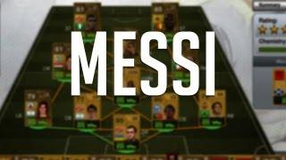 FIFA 13 FUT | Test Messiego!