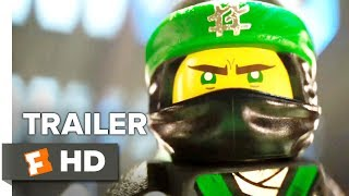 The Lego Ninjago Movie Comic-Con Trailer (2017): Check out the new The Lego Ninjago Movie trailer starring Olivia Munn, Jackie Chan, and Dave Franco! Be the first to watch, comment, and share trailers and movie teasers/clips dropping @MovieclipsTrailers. ► Watch More Epic COMIC-CON videos: http://bit.ly/2tKhB1G► Buy Tickets to The Lego Ninjago Movie:http://www.fandango.com/thelegoninjagomovie_199152/movieoverview?cmp=MCYT_YouTube_DescWatch more Trailers: ► HOT New Trailers Playlist: http://bit.ly/2hp08G1► Even More on COMING SOON: http://bit.ly/H2vZUn► Animation & Family Trailers Playlist: http://bit.ly/2i8EbPu Six young ninjas Lloyd, Jay, Kai, Cole, Zane and Nya are tasked with defending their island home, called Ninjago. By night, they're gifted warriors, using their skills and awesome fleet of vehicles to fight villains and monsters. By day, they're ordinary teens struggling against their greatest enemy: high school.About Movieclips Trailers:► Subscribe to TRAILERS:http://bit.ly/sxaw6h► Like us on FACEBOOK: http://bit.ly/1QyRMsE ► Follow us on TWITTER: http://bit.ly/1ghOWmt ► We're on SNAPCHAT: http://bit.ly/2cOzfcy The Fandango MOVIECLIPS Trailers channel is your destination for hot new trailers the second they drop. The Fandango MOVIECLIPS Trailers team is here day and night to make sure all the hottest new movie trailers are available whenever, wherever you want them.