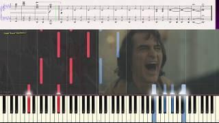 Джокер. Call Me Joker (Ноты и Видеоурок для фортепиано) (piano cover)