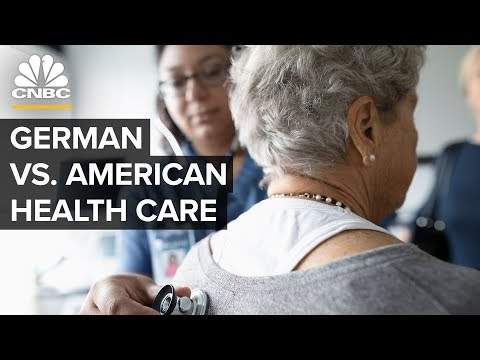 How Germany's Universal Health-Care System Works