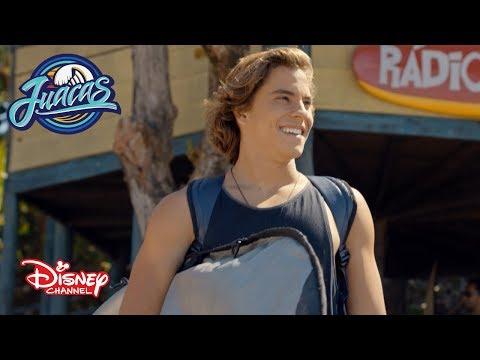 Marina Werneck no Disney Channel