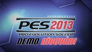 Gaming News - PES 2013 Demo Dated