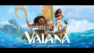 Nonton Présentation d'un steelbook: Vaiana ( FNAC)  :) Film Subtitle Indonesia Streaming Movie Download