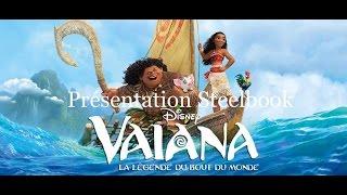 Nonton Pr  Sentation D Un Steelbook  Vaiana   Fnac      Film Subtitle Indonesia Streaming Movie Download