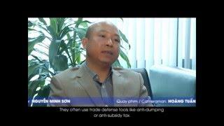 Sơn Hà - Bản tin kinh tế Nhịp cầu giao thương VTC10 đưa tin