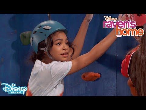 Under Pressure 😅 | Ravens Home | Disney Channel UK