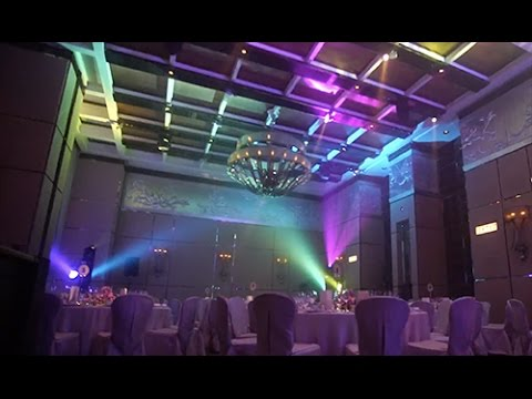 Venue Lighting System Rental