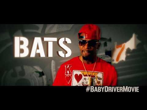 Baby Driver (Featurette 'Bats')