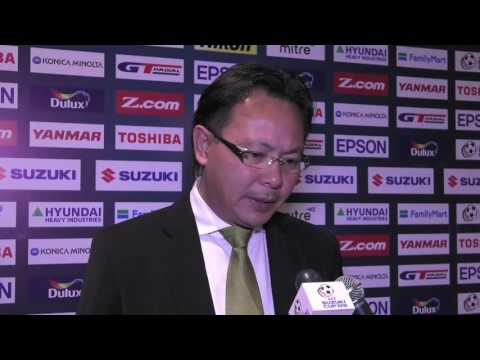 Ong Kim Swee predicts tough battle in Group A