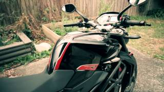 8. MV Agusta Brutale 1090R with Arrow Thunder full system - walkaround and sound