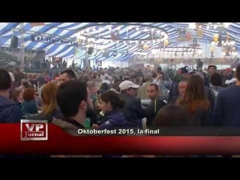 OKTOBERFEST 2015, LA FINAL