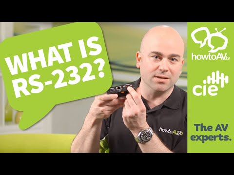 What is RS-232?