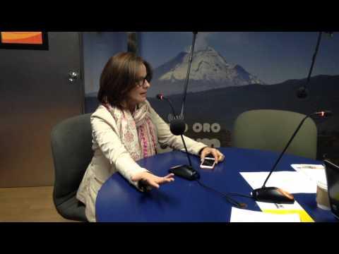Entrevista con Nancy de la Sierra, Delegada de Prospera en Puebla.