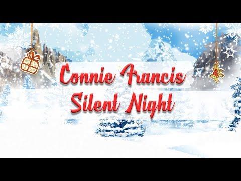 Tekst piosenki Connie Francis - Silent Night po polsku