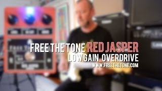 Download Lagu Free The Tone: RED JASPER Low-Gain OD - Demo and Review Mp3