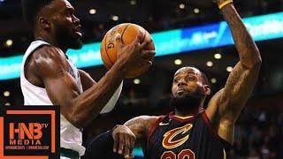 Cleveland Cavaliers vs Boston Celtics Full Game Highlights / Jan 3 / 2017-18 NBA Season