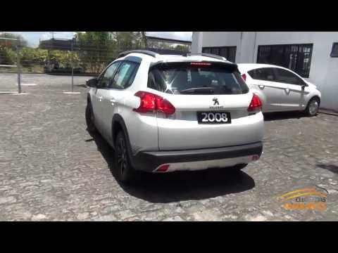 Peugeot 2008 crossway: estilo aventureiro nas ruas