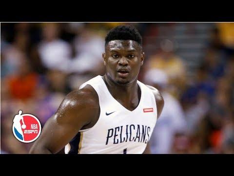 Video: Big dunks by Zion, Jaxson Hayes highlight top 10 summer league plays | 2019 NBA Summer League