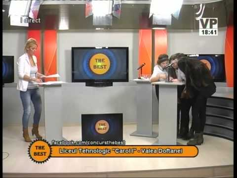 """Ultima preselecție The Best – 23 octombrie 2014 – Liceul Tehnologic """"Carol I"""" din Valea Doftanei"""
