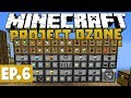 Project Ozone Lite - Dust Creation & Sifting! #6 [Modded Questing Skyblock]
