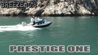 Prova in acqua Breeze 10.8