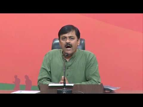 Police acted with great alertness. It shouldn't be politicised in name of human rights - Sh GVLN Rao