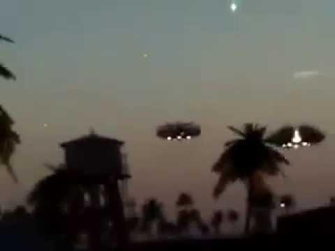 haiti 04-10-2016 - avvistamento di 2 ufo, censurato in diretta streaming