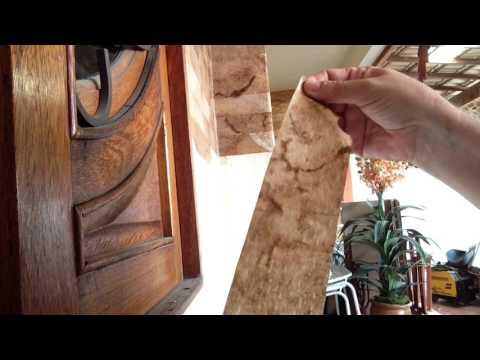 Textura com filtro de café