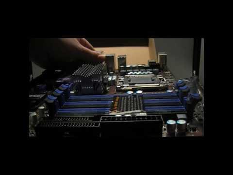 Asus Rampage 2 Extreme Socket 1366 Motherboard