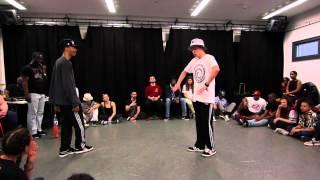 Battle Royale 3 | Popping | 1v1 | Semi Final | Jodelle vs Harry Popper