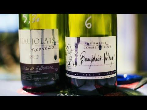 Στην κατανάλωση η νέα σοδειά του περίφημου Beaujolais Nouveau