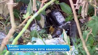 Moradores de Bauru sofrem  com sujeira e poeira