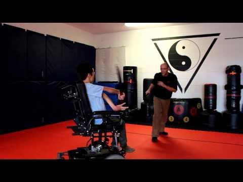 Wheelchair Martial Arts Compilation
