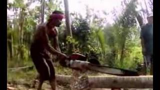 Coconut Chainsaw Massacre