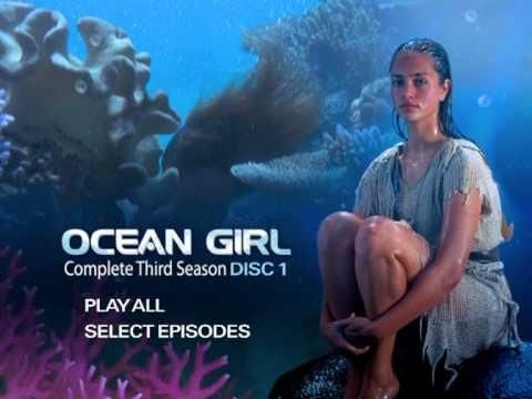 Ocean Girl Season Three Menu