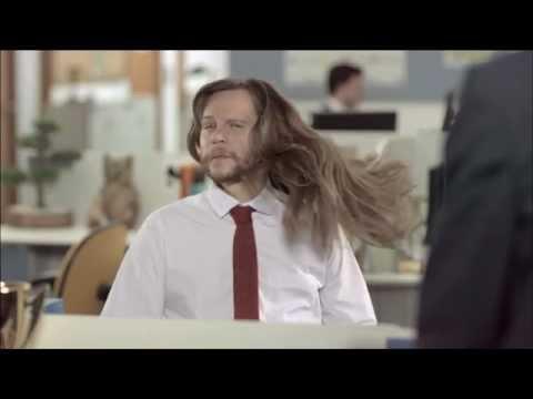 Shampoo Dove para Hombres, un gracioso comercial