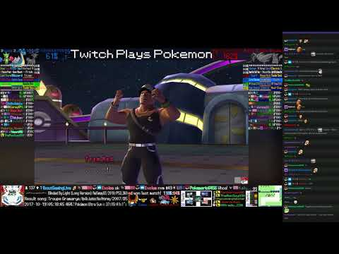 Twitch Plays Pokémon Battle Revolution - Matches #94347 and #94348