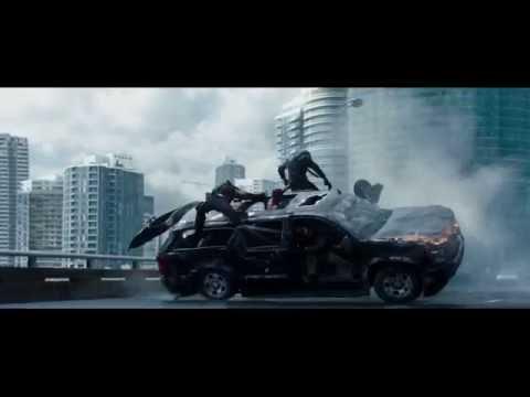 DEADPOOL (2016) HD. The Prodigy - Roadblox