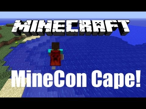 How to Get MineCon Cape Mod
