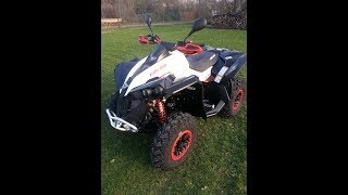 8. can am renegade 570 xxc