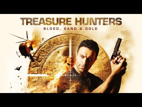 Treasure Hunters - Blood, Sand And Gold L Trailer Deutsch HD