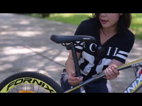 Đánh giá chi tiết xe đạp địa hình FORNIX MS50