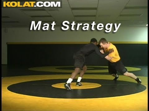 Cary Kolat Mat Strategy KOLAT.COM Wrestling Moves Techniques Instruction