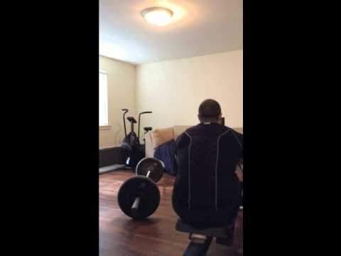 2015 Crossfit Games workout 15.5