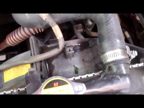 how to patch radiator hose