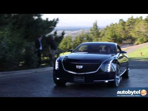 Cadillac El Miraj Concept Car Debuts at Pebble Beach