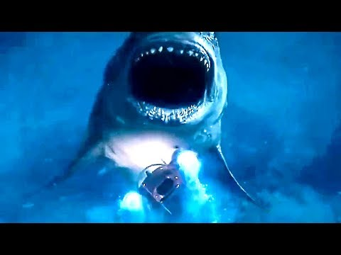 Video THE MEG International Trailer (New 2018) Jason Statham, Shark Movie HD download in MP3, 3GP, MP4, WEBM, AVI, FLV January 2017