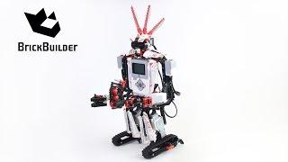 LEGO EV3-31313 組裝影片