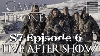 Game of Thrones Season 7 Episode 6 Review / Reaction Subscribe! http://tinyurl.com/o93l5gn NEW Shirts!