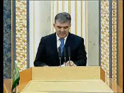 Abdullah Gül, Suudi Şûra Meclisi-nde konuştu